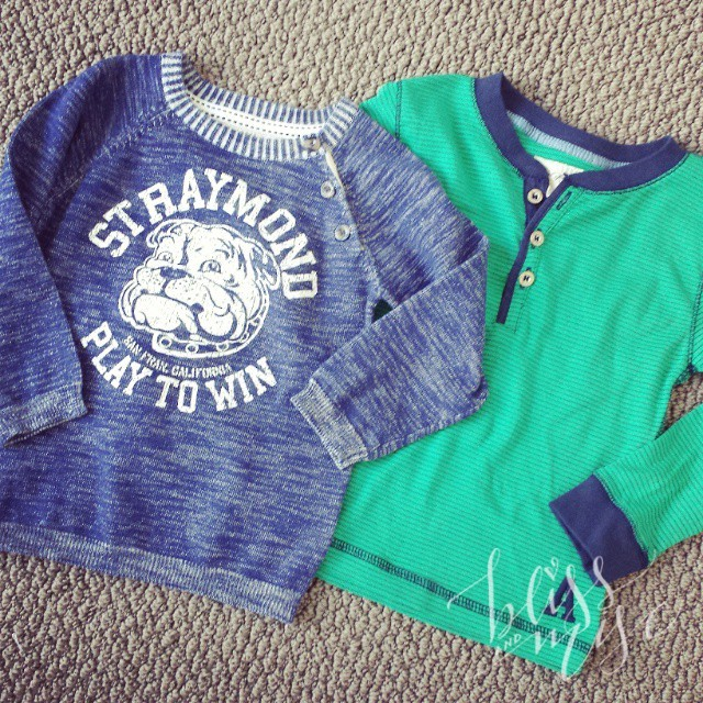 H&M does it again...adorable boy clothes for my babies. #hm #boymom #betterthanpinktutus